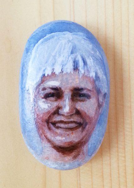 Портрет жены Юлианы