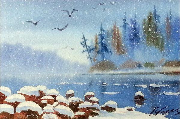 artist Victor Kovalev